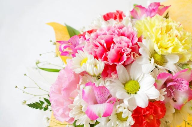 花束の写真