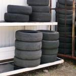 タイヤの写真2