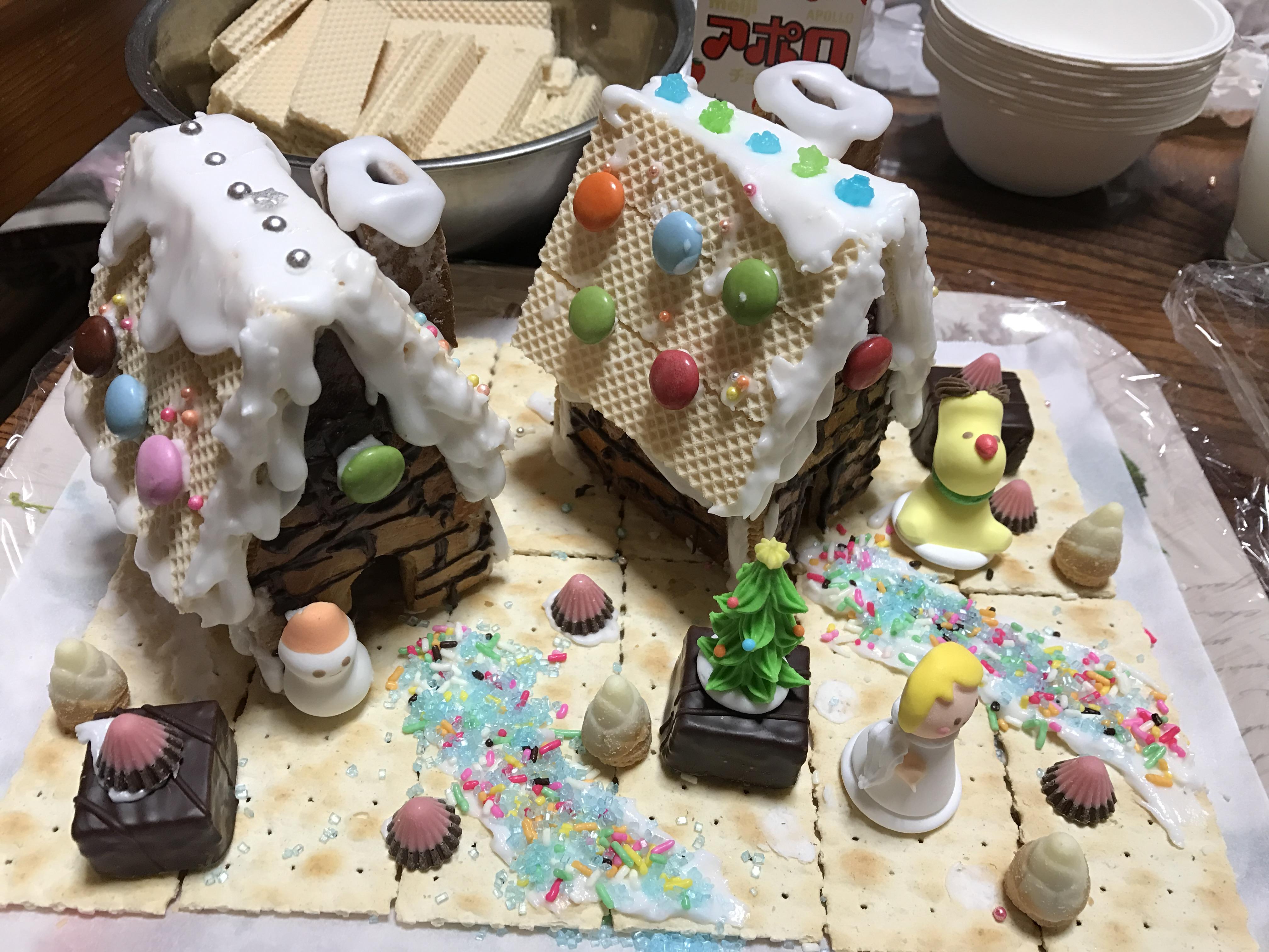お菓子の家7